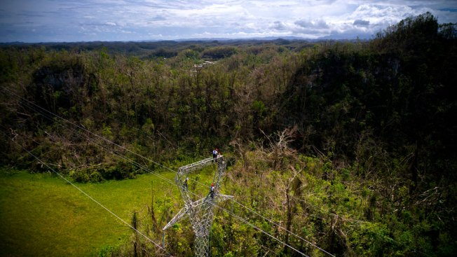 Puerto Rico Unveils $20B Plan to Bolster Power Grid Battered by Maria