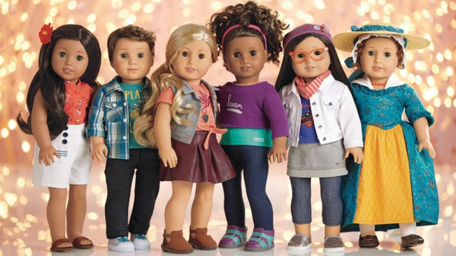 It's a Boy: American Girl Announces 1st Male Doll