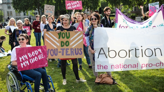 UK Faces Calls to Liberalize Northern Ireland Abortion Laws