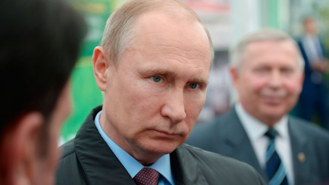 Putin Says He Approved Plan to Shoot Down Plane in 2014