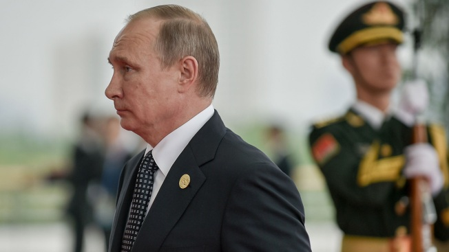 Putin Denies Russia's Involvement With US Email Hacks