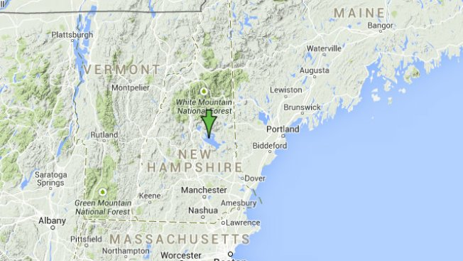 Minor Earthquake Reported in New Hampshire