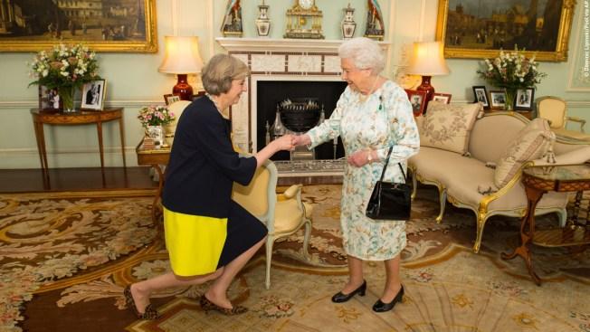 Theresa May Becomes Britain's PM as David Cameron Exits