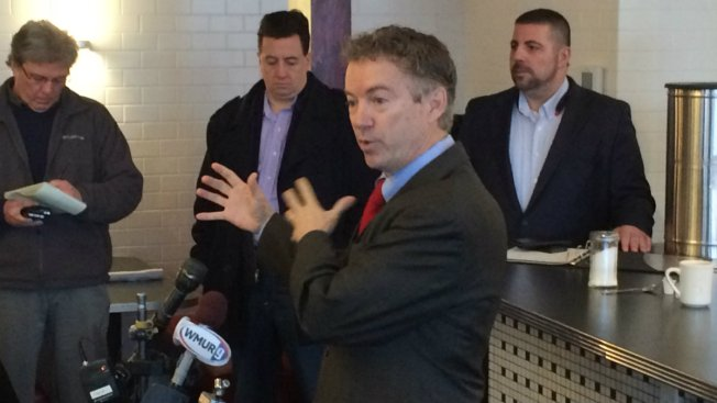 Rand Paul Returns to NH With Expanded Staff