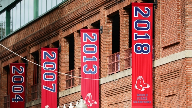 Everything You Need to Know for Red Sox World Series Ceremony at Home Opener