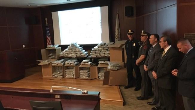 Illegal Gambling Organization Included Marijuana Operation
