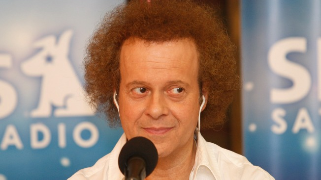 Richard Simmons Praises Hospital Staff, Police After Health Scare