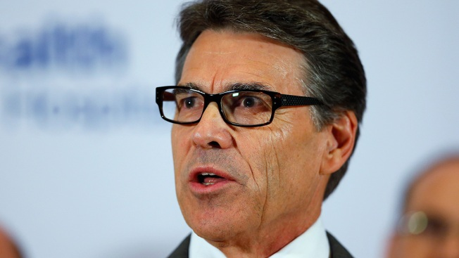 Rick Perry Returns to New Hampshire Eyeing 2016 Bid