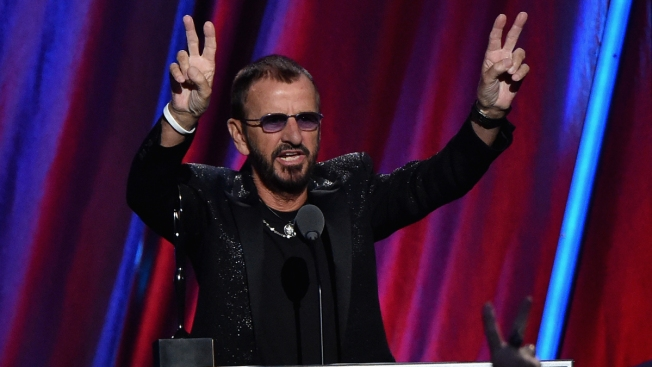 Jacket Worn by Ringo Starr in Movie Sells for $46K