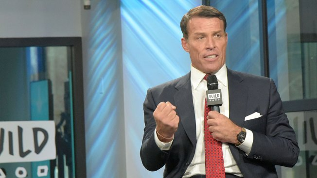 Tony Robbins Accused of Sexual Misconduct, Berating Abuse Victims