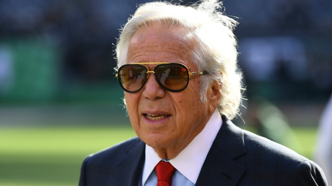 Report: Video of Robert Kraft at Orchids of Asia Day Spa Expected to Be Released
