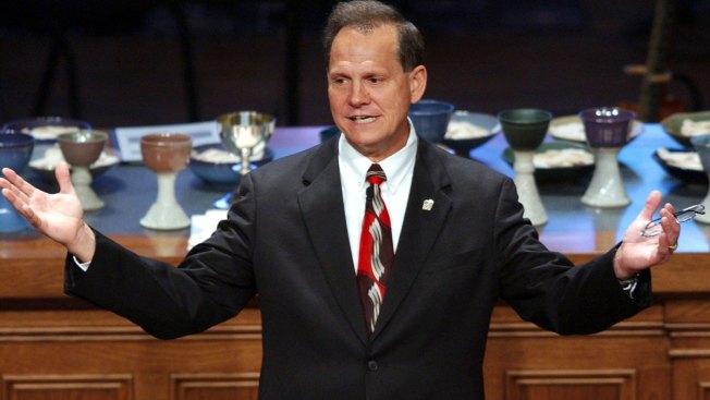 A Test for Trump's Political Muscle in Alabama Senate Runoff