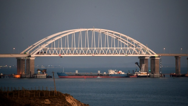 Russia Fires on Ukrainian Vessels in Black Sea; 2 Wounded