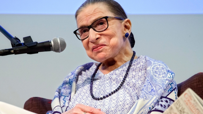 Ginsburg Suggests She'll Stay on Supreme Court 'at Least' 5 More Years