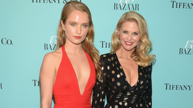 Chip off the Block: Christie Brinkley's Daughter to Star in SI Swimsuit Issue