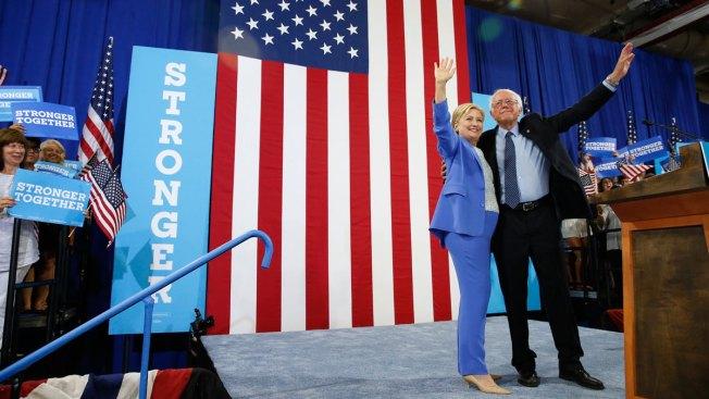 Bernie Sanders Endorses Hillary Clinton: Full Remarks
