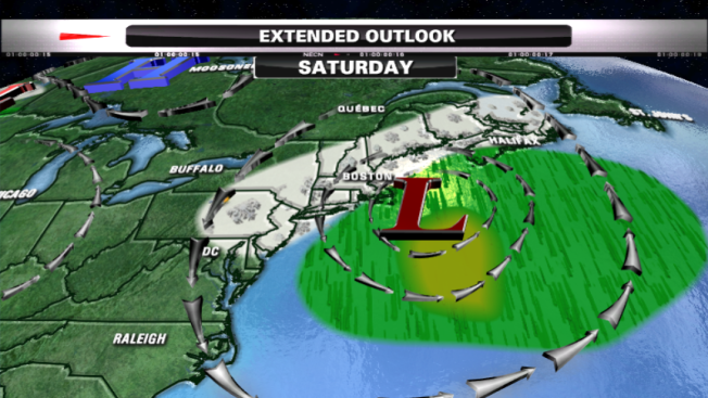 Significant Winter Storm to Impact New England on Saturday