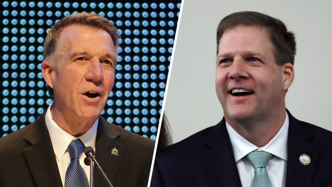 GOP Governors of Vt. and NH to Meet
