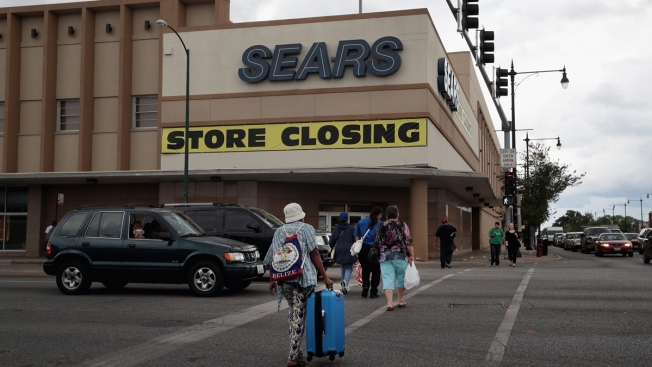 Sears to Close 72 More Stores Amid Financial Struggles