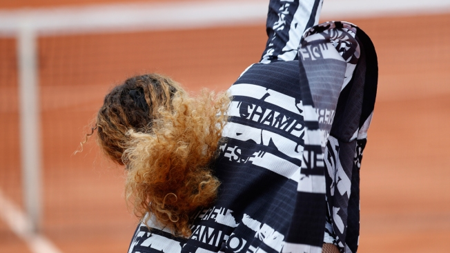 Serena Williams Explains the Meaning Behind Her 'Queen, Goddess, Mother' Jacket at the French Open