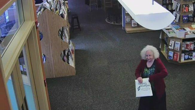 Police Seek Julia Child Cookbook Thief