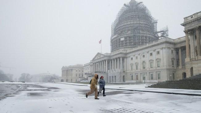 Al Roker's Rokerthon Tracks the Winter Storm