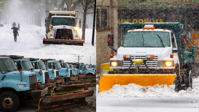 Ranks of Plow Truck Drivers Could Be Thinning in Maine