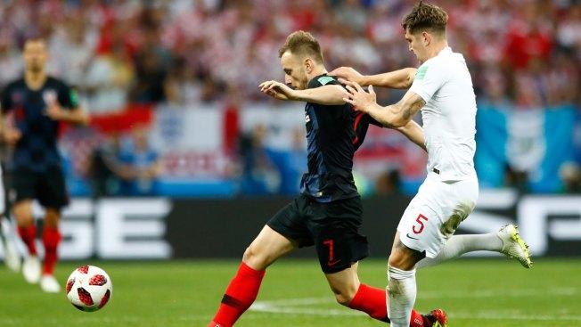 World Cup: Croatia Defeats England to Reach Final