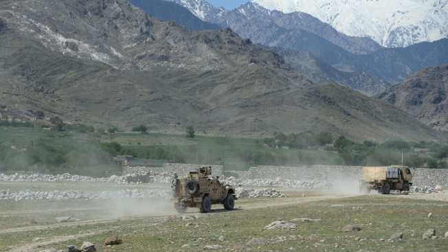 2 American Soldiers Killed in Afghanistan, US Forces Say