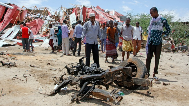Extremists Launch 2 Attacks on US, EU Military Targets in Somalia