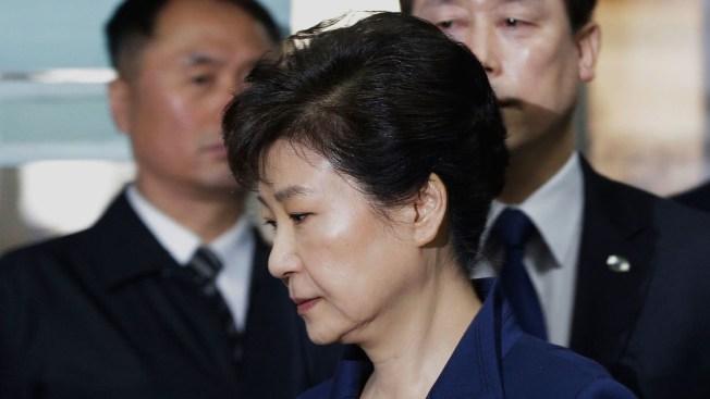 South Korean Prosecutors Demand 30 Years for Ex-President Park