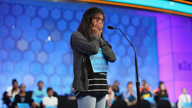 These Spelling Bee Words Knocked Out the Competition