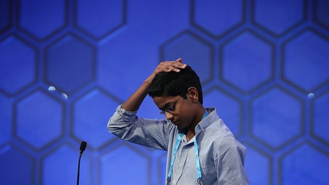 Speller's Journey Shows How Tough National Bee Has Become