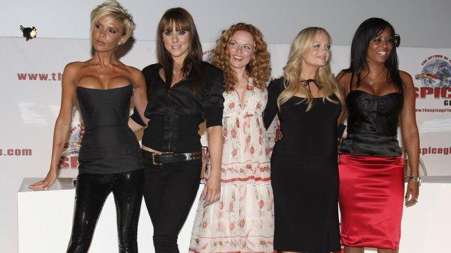 Viva Forever? Ex-Spice Girls Meet Amid Reunion Rumors