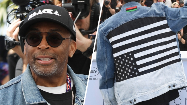 In Cannes, Spike Lee Lambasts Trump Over White Supremacists