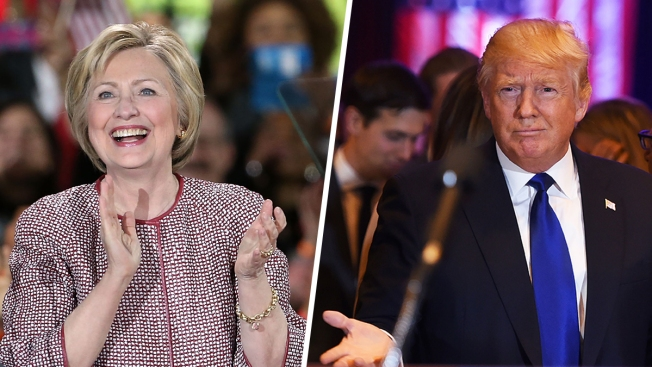 Trump, Clinton Lead in New Quinnipiac University Poll
