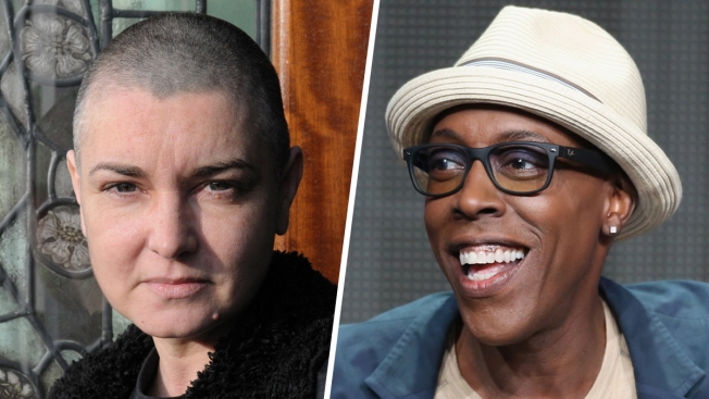 Arsenio Hall Sues Sinead O'Connor for Libel Over Prince Post