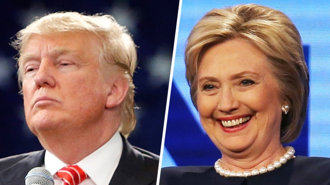 Clinton Surging Ahead of Trump in Key Battleground States: NBC/WSJ Poll