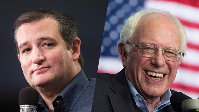 Ted Cruz, Bernie Sanders Win Maine Caucuses