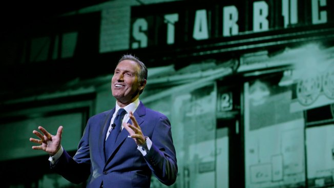 Schultz Stepping Down as Starbucks CEO; Will be Executive Chairman