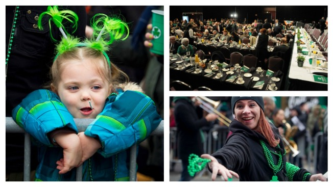 Details on Boston's St. Patrick's Day Breakfast and Parade