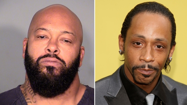 Suge Knight Arrested for Stealing Photog's Camera: DA