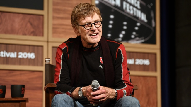 Robert Redford Sends Thank-You Note to Newport, RI