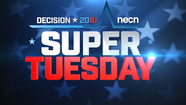 Coverage of Mass., Vt. Super Tuesday Results