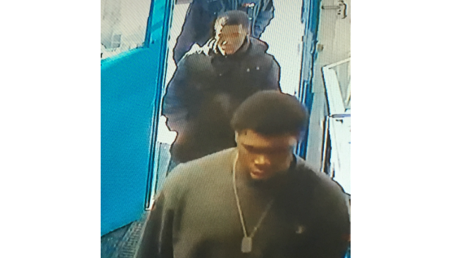 2 Teens Sought in Armed Robbery