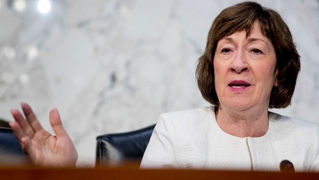 Sen. Susan Collins: Trump Failed to Deliver Forceful Response to Putin