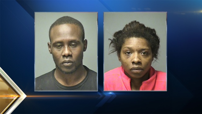 2 Arrested in Early-Morning SWAT Raid
