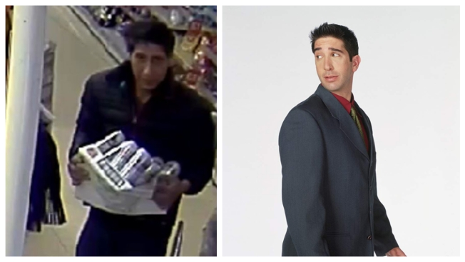 Ross Doppelgänger Nabbed By UK Police