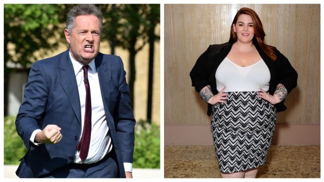 """Plus-Sized Model Responds After Piers Morgan Slams CosmoUK Cover as """"Dangerous"""" and """"Misguided"""""""