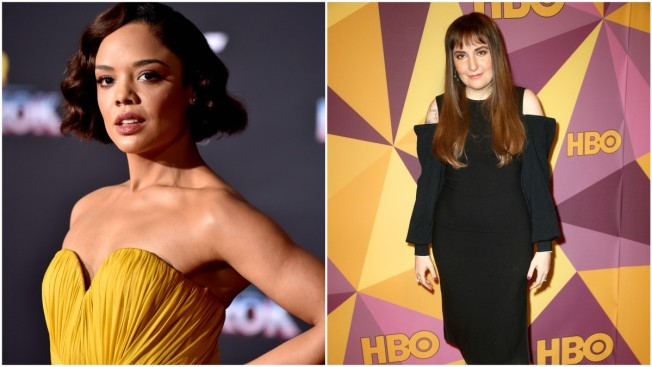 Time Out: Tessa Thompson Clarifies Lena Dunham Beef Over Time's Up Initiative